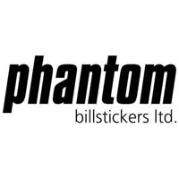 Phantom Billstickers
